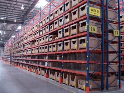 如何正确使用仓储货架