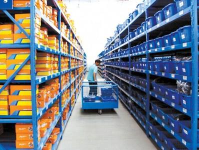 南京仓储货架-自动化立体仓库的优点