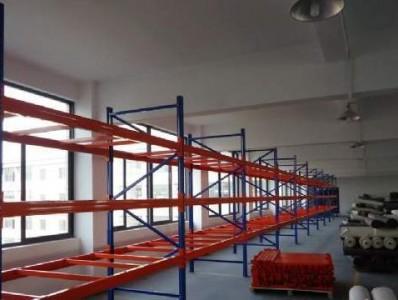 纺织厂原材料库房货架,服装厂原材料货架用什么仓储货架?