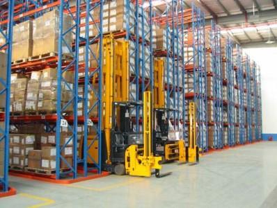 仓储货架的通道如何设计?