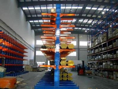 南京车间货架-南京悬臂式货架