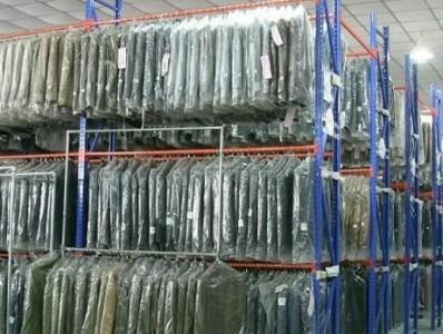 南京仓储货架-哪些是服装货架的种类及使用范围