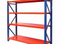 南京货架厂家供应 栖霞层板货架,江宁中型钢制层板货架,六合搁板式货架