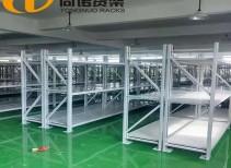 南京货架厂供应 中型层板式仓储货架
