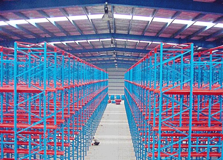 南京通廊式货架